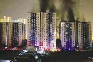 Vì sao trong các vụ cháy, ngạt khói, chất lượng xây dựng là nguyên nhân chủ yếu gây chết người?
