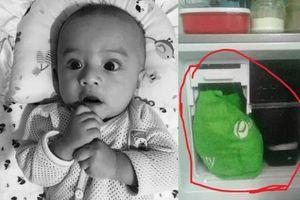 Nữ bảo mẫu giấu xác bé trai 5 tháng tuổi trong tủ lạnh