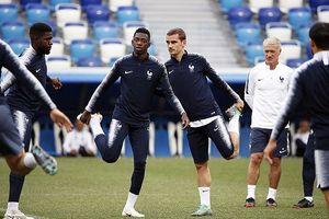 MÁCH NƯỚC WORLD CUP: Pháp - Uruguay khó mơ nhiều bàn thắng