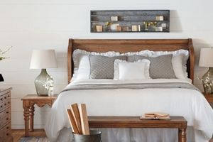 Phong thủy khi trang trí nội thất phòng ngủ người tuổi Mùi