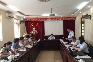 Thanh tra tại CTCP Môi trường đô thị Lào Cai