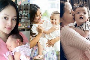 Người đẹp Việt chia sẻ cách vượt qua chứng trầm cảm sau sinh