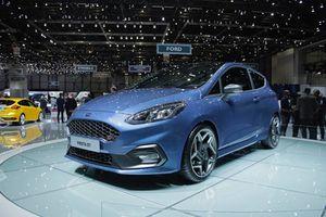 Không hiệu quả, Ford rút khỏi Triển lãm ô tô Geneva 2019