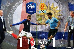 Soi kèo World Cup: Pháp gặp Uruguay - lịch sử có lặp lại sau 33 năm?