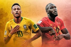 Soi kèo World Cup: Brazil gặp Bỉ - Những màn đôi công rực lửa