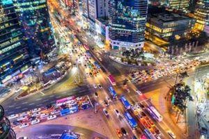 Choáng ngợp sự sang chảnh như mơ ở quận giàu bậc nhất Seoul