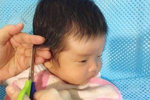 Biết trước sự nguy hại to lớn này, mẹ Việt sẽ không dám cạo trọc đầu cho con ngày nóng