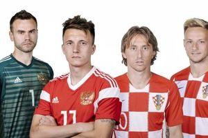 01h00 ngày 08/07, Nga vs Croatia: Giải mã hiện tượng chủ nhà