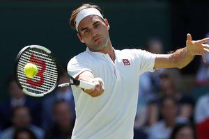 Federer dễ dàng vào vòng 4 giải Wimbledon