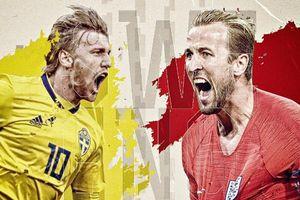 Soi kèo Thụy Điển - Anh: Giấc mơ vô địch World Cup của Tam sư cẩn thận thành 'ác mộng'