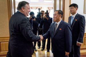 Triều Tiên tuyên bố lấy làm tiếc về chuyến thăm của Ngoại trưởng Mỹ