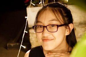 Gặp nữ sinh 'càn quét' một loạt trường THPT top đầu Hà Nội