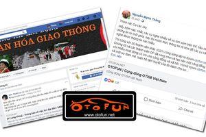 Tranh chấp Facebook Otofun: Chuyện chưa tiền lệ, khó xử