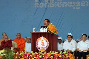 Đảng Nhân dân Campuchia kỷ niệm 67 năm thành lập