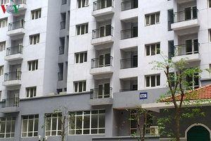 Vì sao người dân Hà Nội 'quay lưng' với nhà chung cư tái định cư?