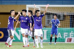 Hà Nội FC đến gần ngôi vô địch