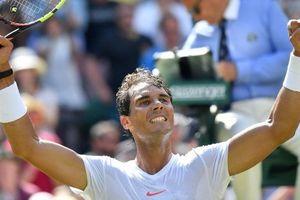 Wimbledon 2018: Rafa Nadal mạnh mẽ tiến vào vòng 4