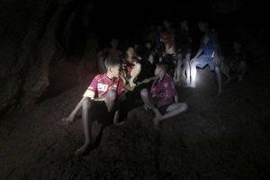 Thái Lan: Đội bóng thiếu niên có 4 ngày để thoát khỏi hang