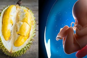 Sự thực lời truyền mẹ ăn nhiều sầu riêng con sinh ra sẽ 'NẶNG MÙI'
