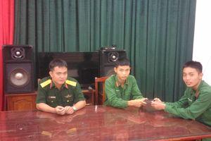 Hành động đẹp của Trung sĩ Võ Văn Từng