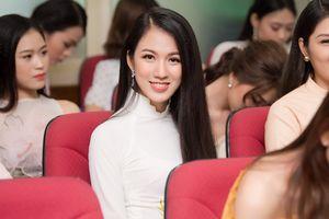 BTV đài VTV thi Hoa hậu Việt Nam sau màn vấp ngã ở Hoa hậu Hoàn vũ