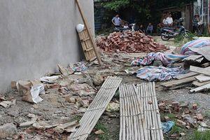 Sập giàn giáo, 2 thợ xây rơi từ tầng 3 tử vong tại chỗ