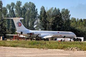 Máy bay riêng của ông Kim Jong-un bất ngờ xuất hiện tại Nga