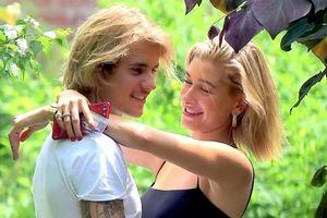 'Trai hư' Bieber đính hôn với tình mới
