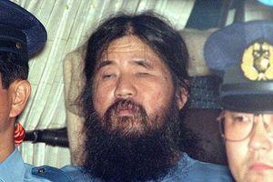 'Chúa trời' của giáo phái tận thế ở Nhật Bản bị treo cổ làm gương