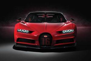 'Quái vật' Bugatti Chiron Divo sẽ có mức giá 'siêu khủng'