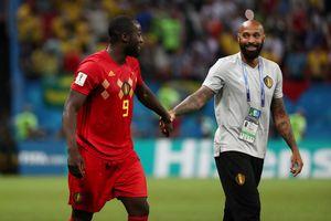 Lukaku: 'Nhờ Henry, sự nguy hiểm của tôi tăng gấp bội'