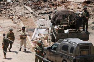 Quân đội Syria nã pháo kích dồn dập, chuẩn bị tiến công Daraa