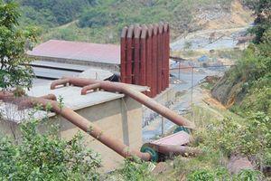 Những góc khuất của nhà máy chế biến khoáng sản Bản Tặc