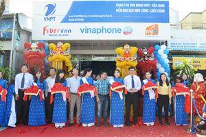 VNPT liên tiếp khai trương cửa hàng giao dịch mới tại Kiên Giang