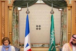 Saudi Arabia-Pháp tăng cường hợp tác quân sự về bảo vệ thông tin mật