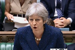 Thủ tướng Anh Theresa May ngăn trình trạng nội các tan rã do Brexit