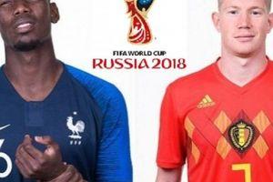 Chuyên gia thế giới soi kèo Pháp vs Bỉ (1h00 ngày 11.7): Tin vào cửa trên