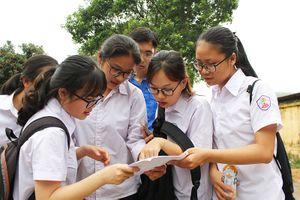 Tra cứu điểm thi THPT quốc gia 2018 tại Hà Nội