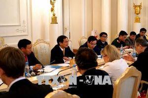 Việt Nam và LB Nga quyết tâm thúc đẩy hợp tác toàn diện năng động