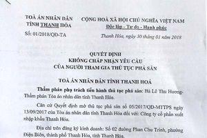 Nhiều phản ứng trái chiều với kháng nghị của TAND Cấp cao tại Hà Nội
