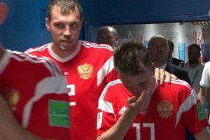 Báo chí Đức cáo buộc đội tuyển Nga 'chơi bẩn' tại World Cup