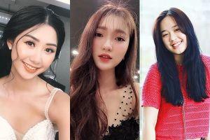 Cận cảnh nhan sắc đời thường của loạt thí sinh Hoa hậu Việt Nam 2018