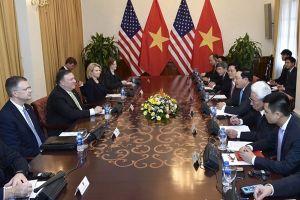 Tiếp tục làm sâu sắc hơn nữa quan hệ Đối tác toàn diện Việt Nam - Hoa Kỳ