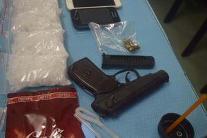 Bắt 3 nghi phạm vận chuyển ma túy từ Lào vào Việt Nam