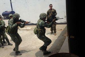 Hải quân Mỹ - Philippines tập trận