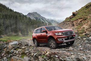 Ford Everest mới sắp bán ra tại Việt Nam có giá 850 triệu đồng