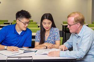 Nhiều sinh viên Việt chọn du học Singapore tại ĐH James Cook