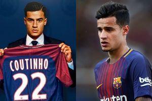 Juventus công bố hợp đồng Ronaldo, PSG mua Coutinho giá điên rồ