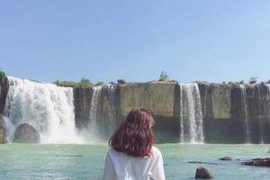 4 thác nước nổi tiếng Việt Nam được giới trẻ check-in hàng loạt