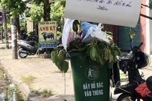 Quảng Ngãi: TP chỉ 'cầm cự' với rác được thêm 2 ngày nữa